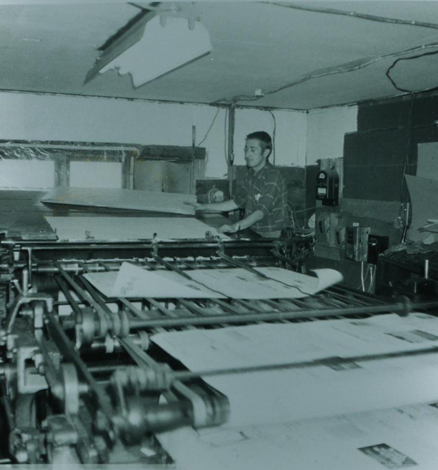 Lumming Babcock Press, Marmora Herald, Howard Sabine