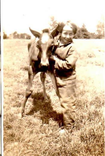 Bernard Finnegan. 1930, son of John Finnegan, owner fo the Marmora Cheese factory