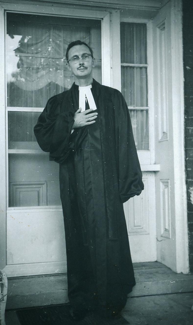 Reverand McLeod 1958-1966