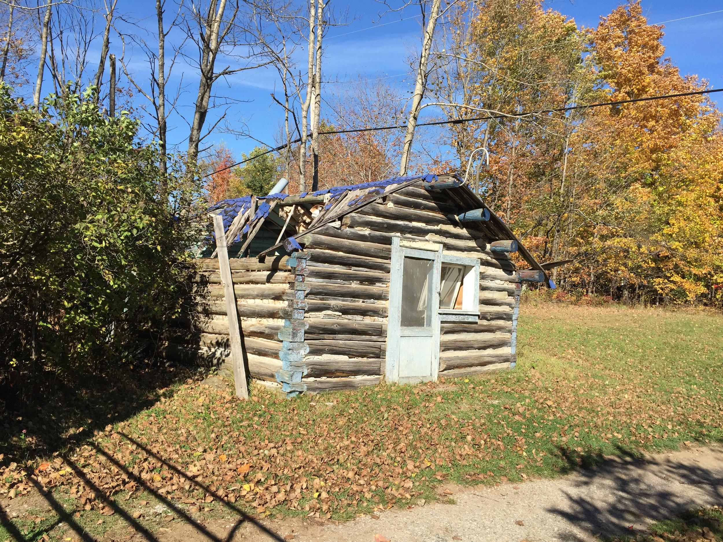 Cabin on Vansickle Road