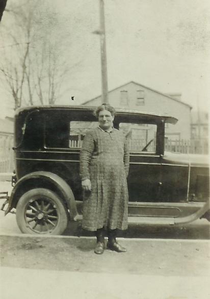 1935, Sarah VanVolkenburg