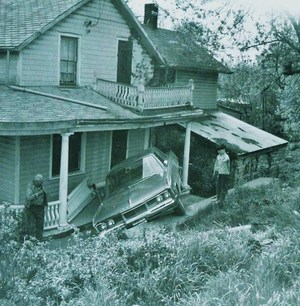 11 McGill St. - The Prout house, also known as the Laura Foley house, - a wrongful visit by Herb Wright's car.