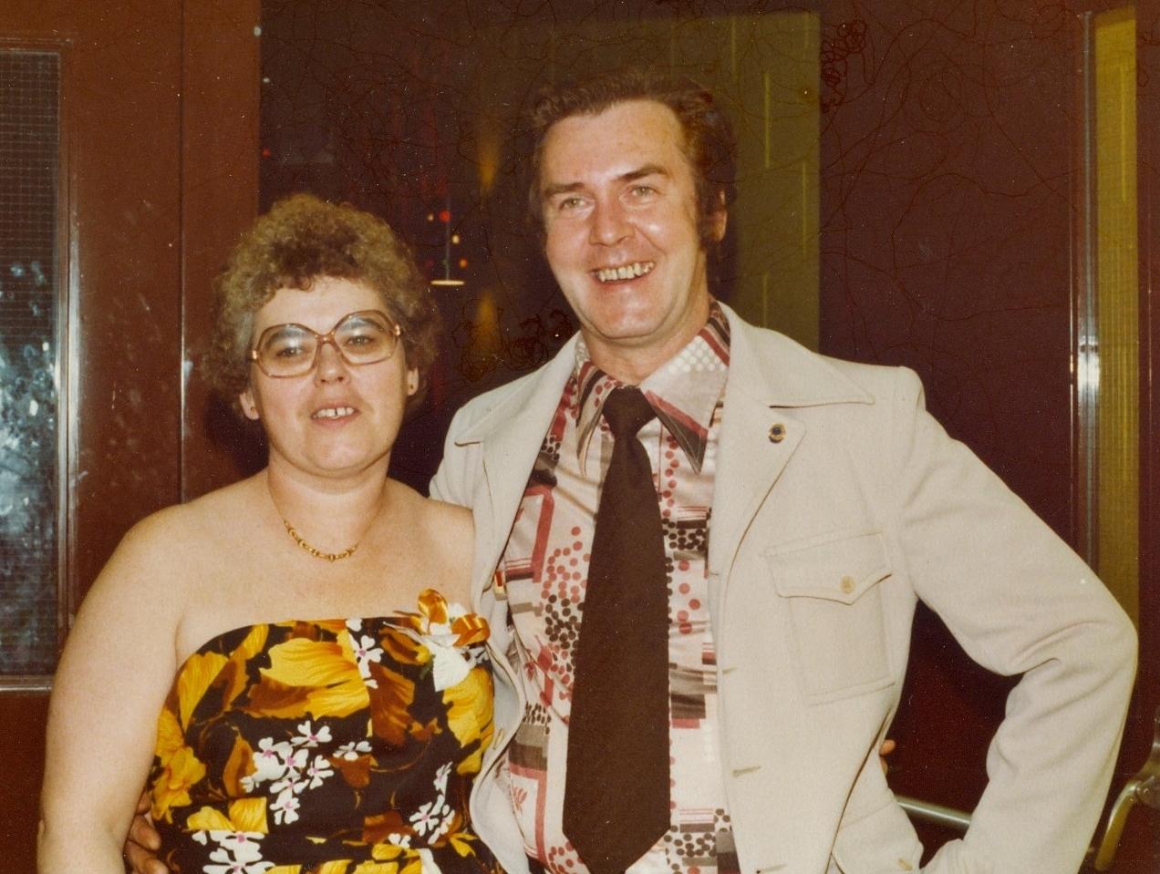 Jean and Bill McKenzie