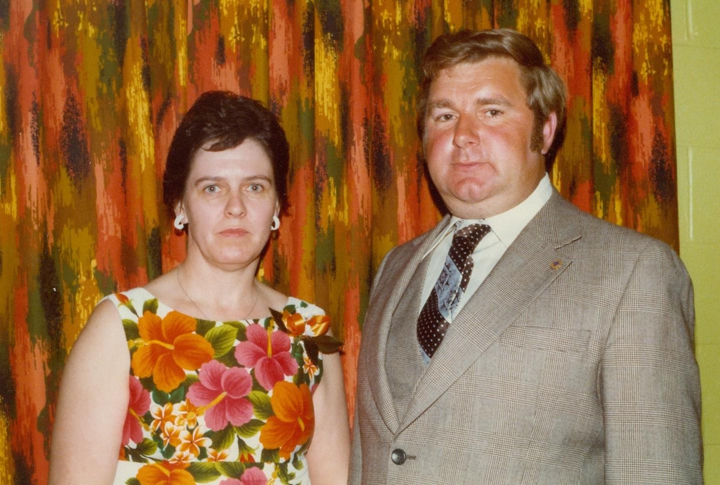 Helen and Bill Somerville