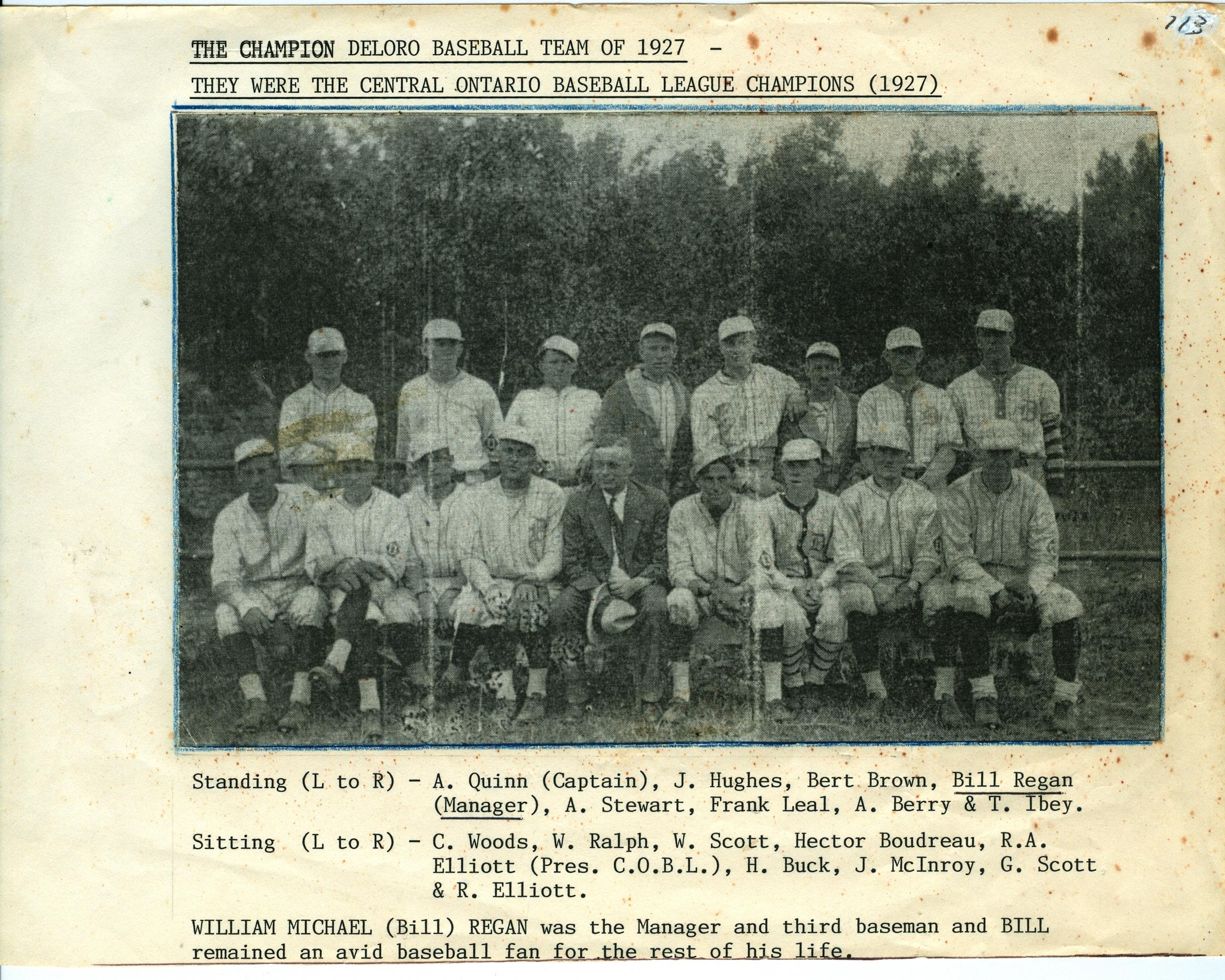 Deloro Baseball Champs 1927.jpg