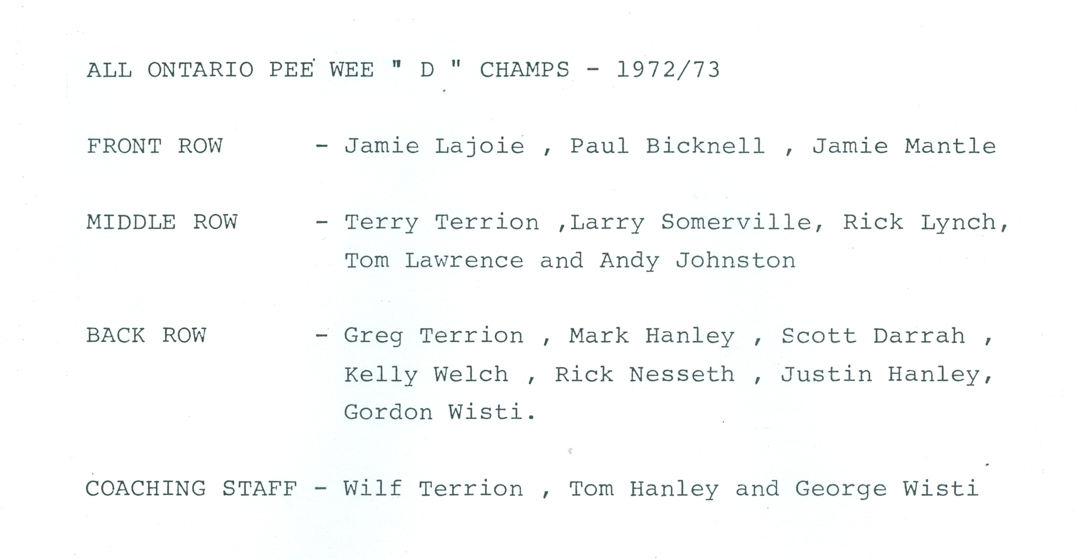 PeeWee D Camps 1972-73.jpg