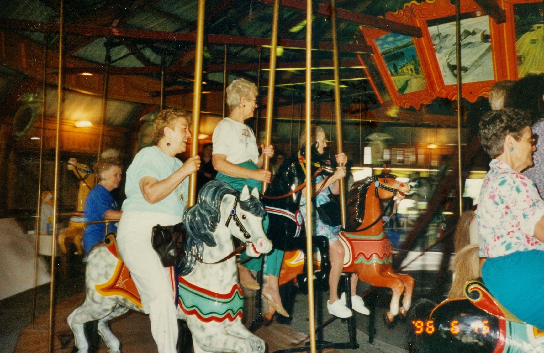 Roseneath Carousel