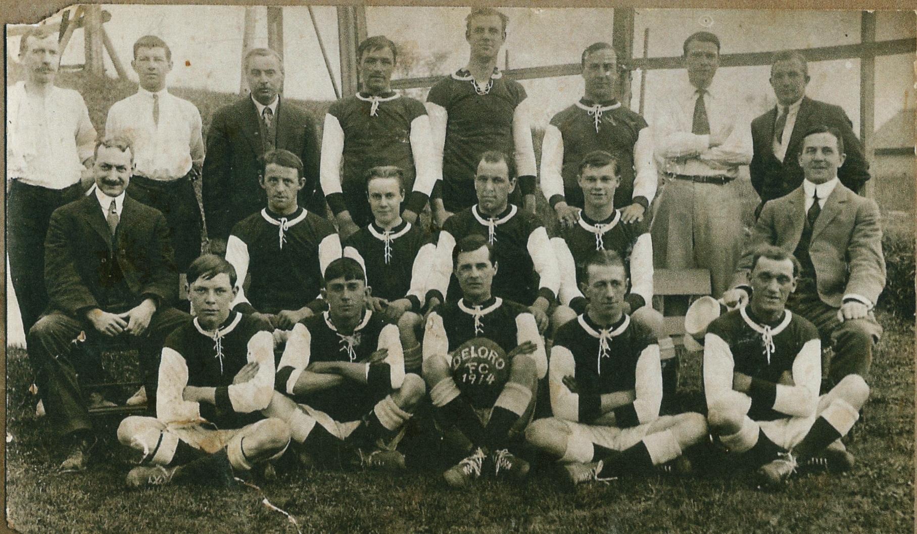 Deloro Football Team1914