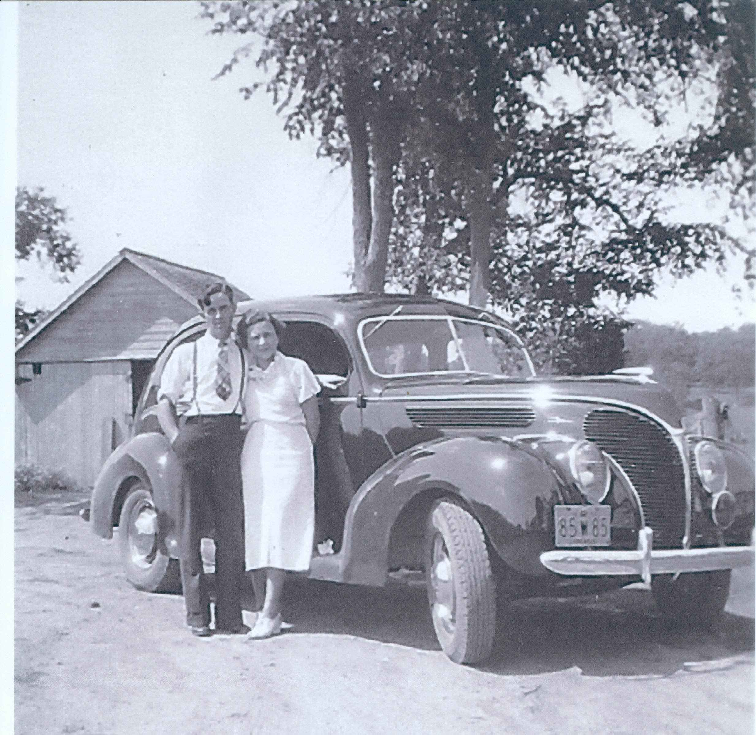 Cora and Harry Vansickle