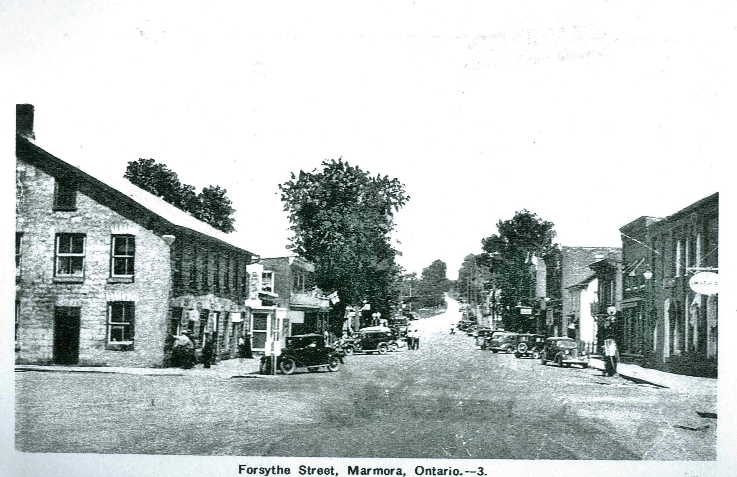Village of Marmora,  Forsyth Street.jpg