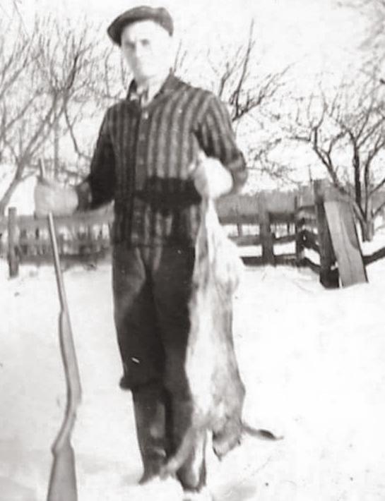 Everett Barrons  Utility Truck Driver  Hired: March 28, 1952  Birthdate: Aug. 31, 1916