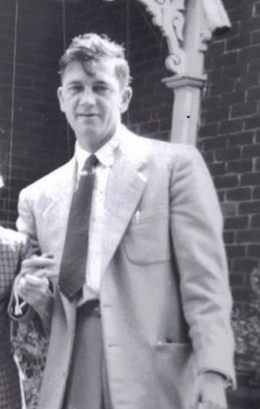 Dr. Thomas F. McCarthy1955 Photo submitted by Ronald Barrons