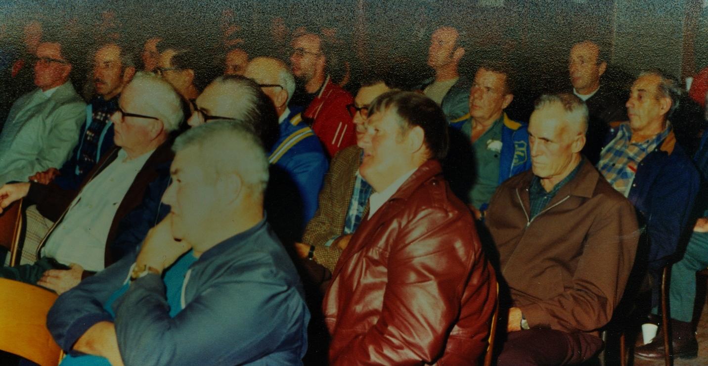 1978 Union Meeting