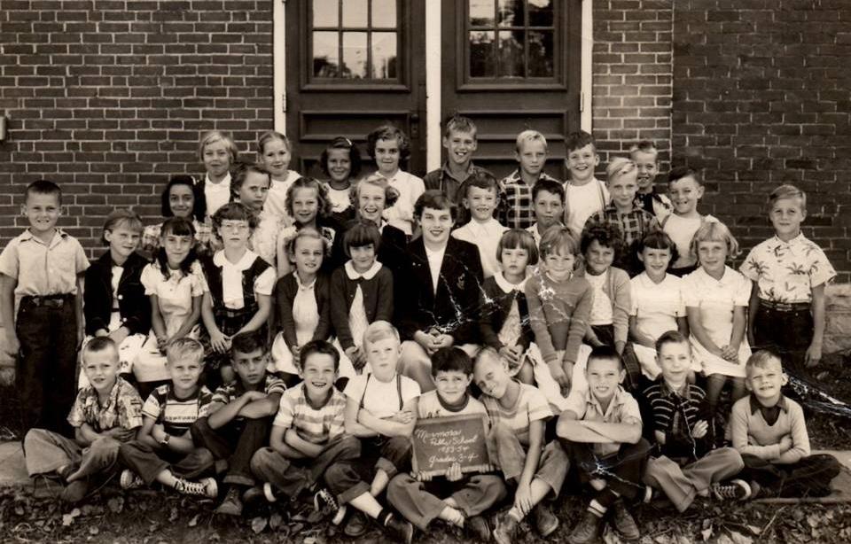 1953-54 Marmora Public School Gr. 3 & 4