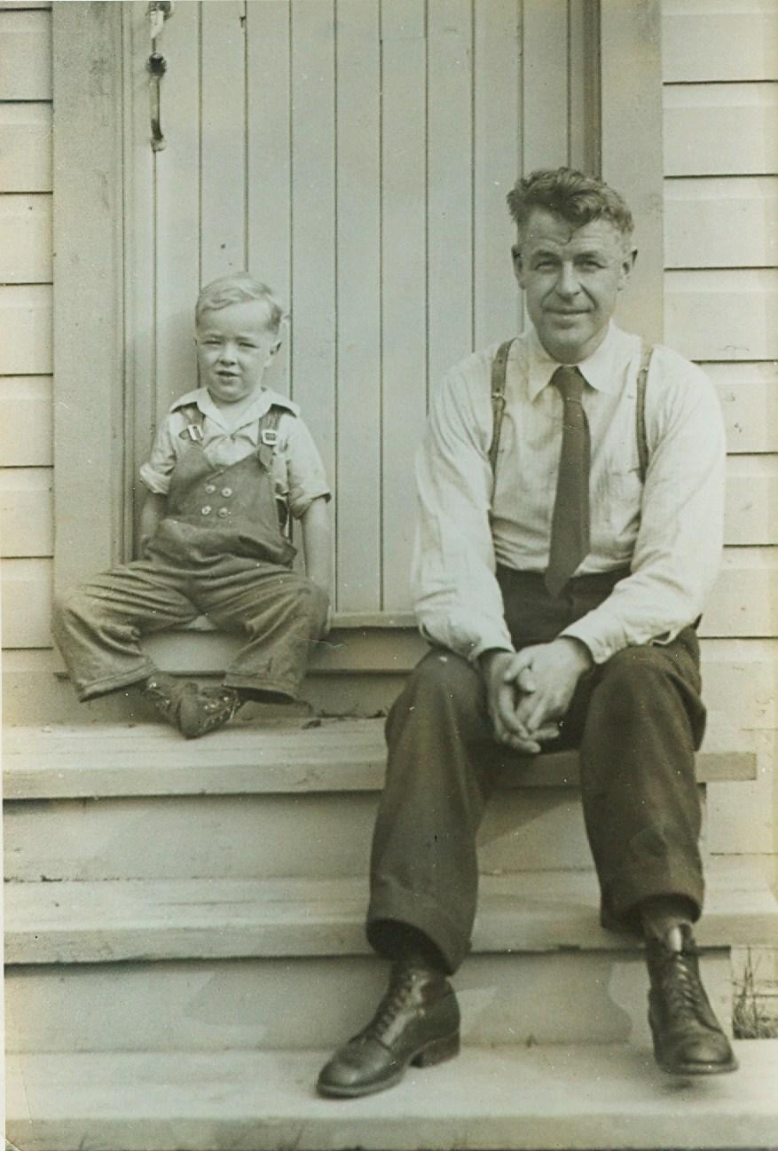Warren Hickey & Jimmie Hickey, 1939