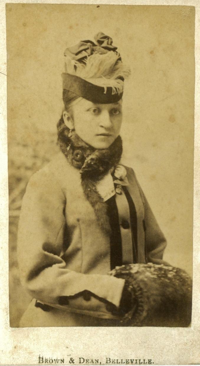 Possible Mrs. Sarah Fraser Mills