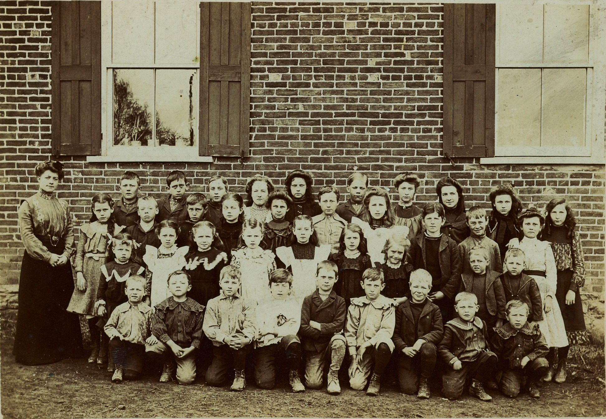 School Section #3 Zion  1903