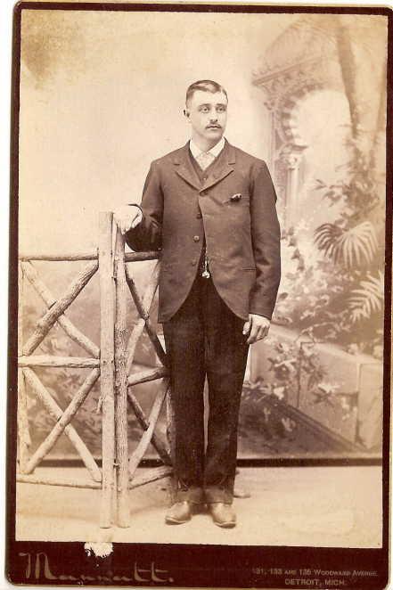 Robert Meath, brother of Sarah Amanda Meath Southwood McNamara