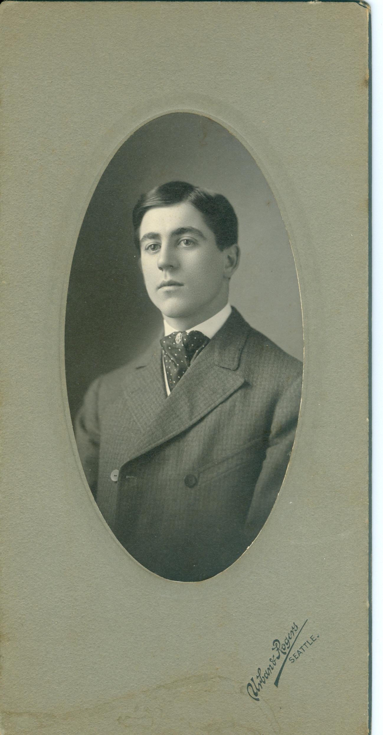 Frank Bleecker 1904