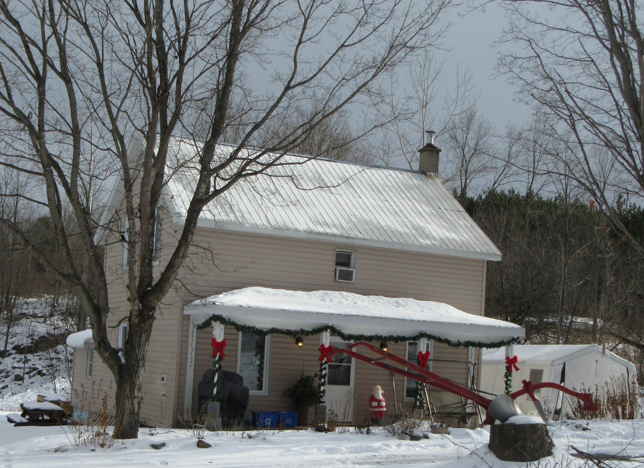 Cook Cheese Factory manager's house