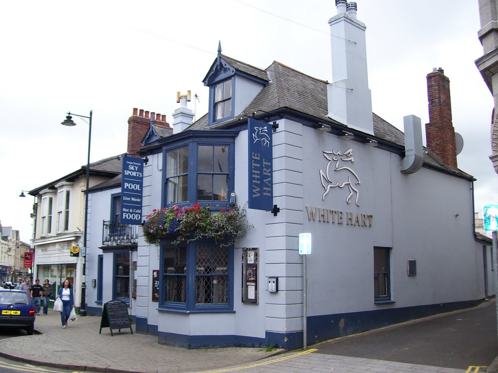 White Hart, Cambourne, Cornwall
