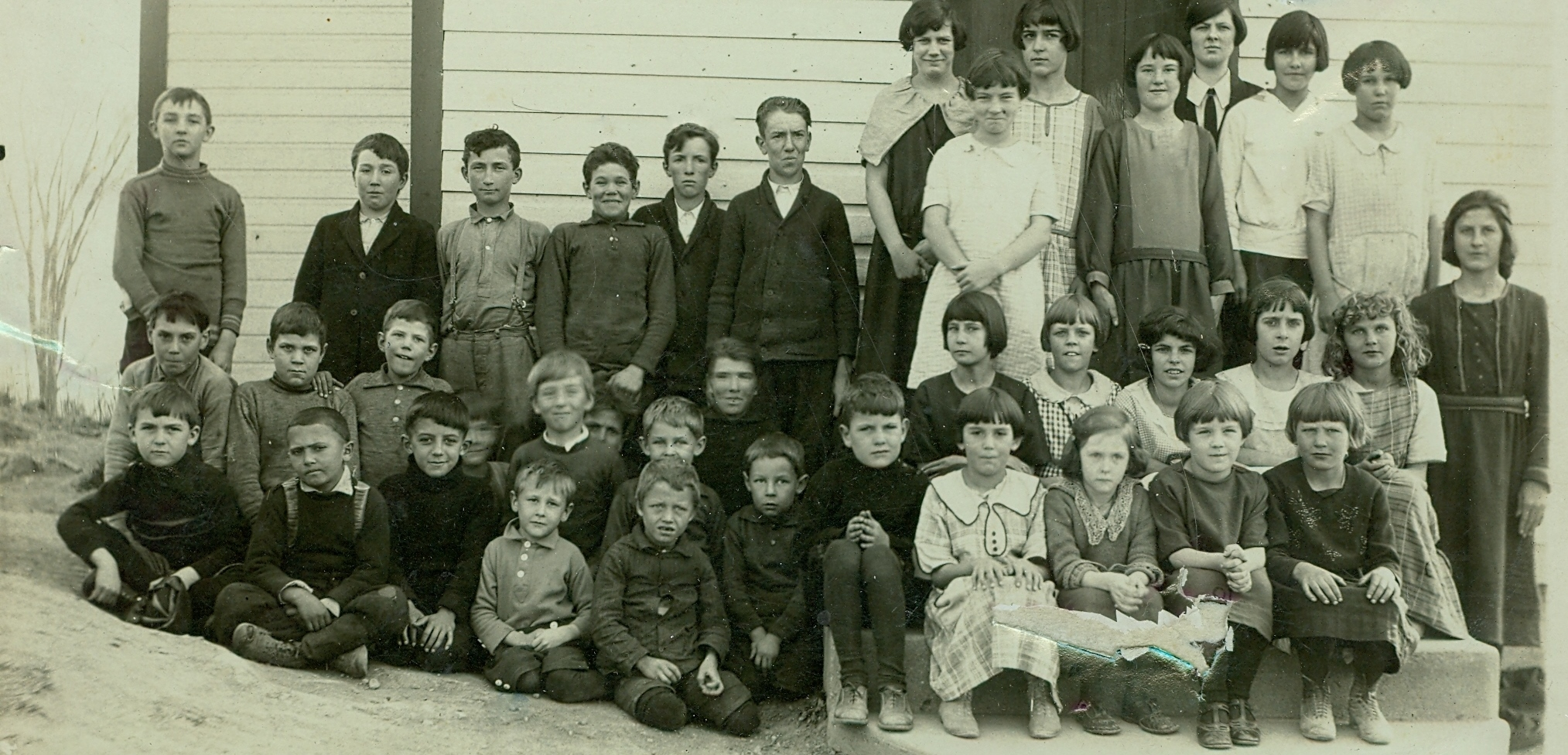 Deloro Separate school 1917