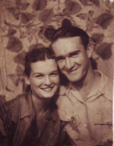 Don Bowen & Gena Kennedy 1955.jpg
