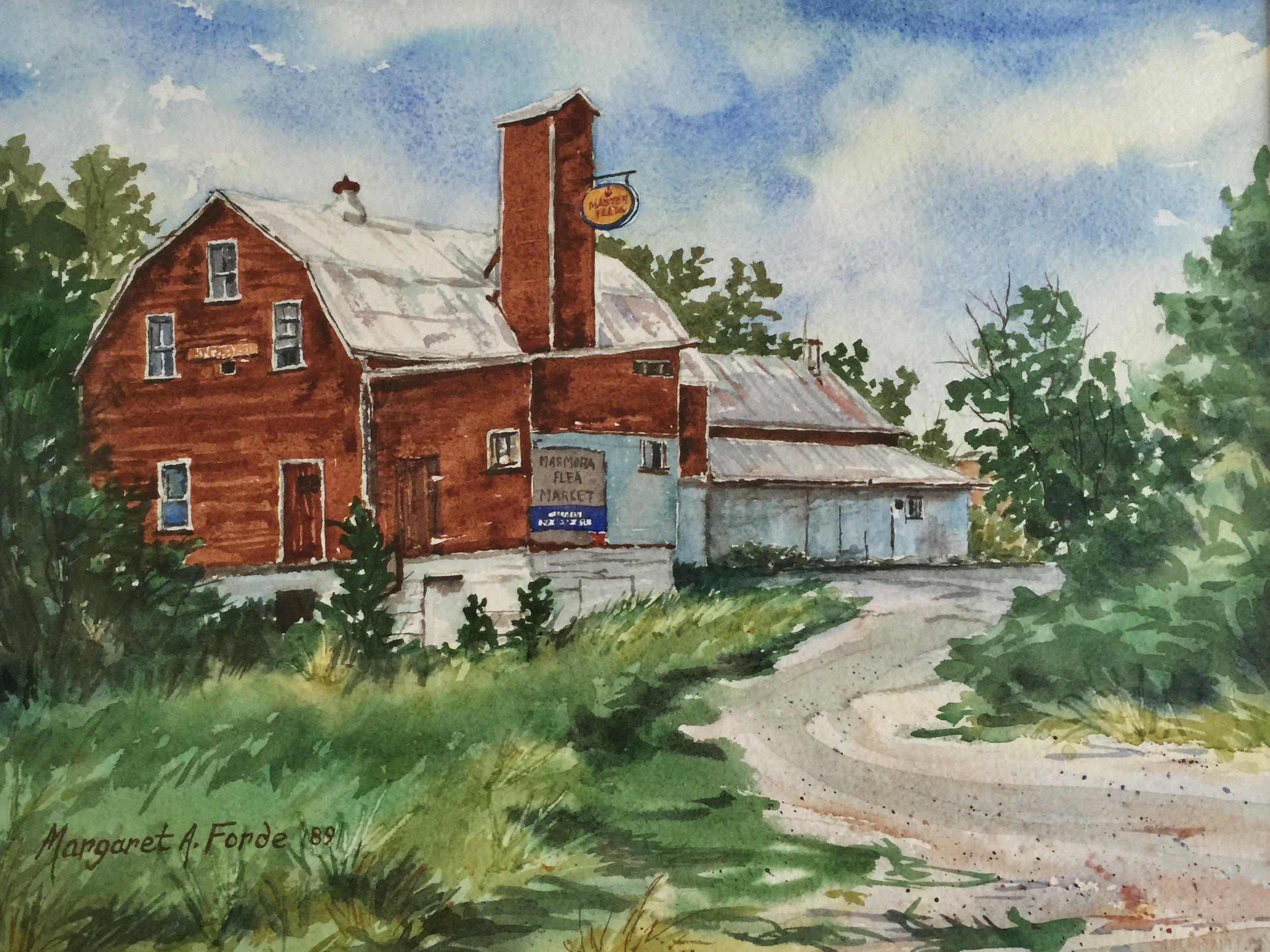 Lummiss/Bonter Feed Mill