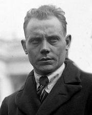 Flying Finn Paavo Nurmi
