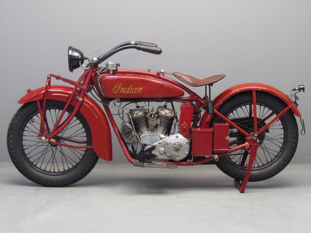 1927 Indian Motorcycle