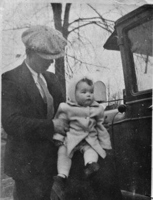 McKinnon - Father and daughter