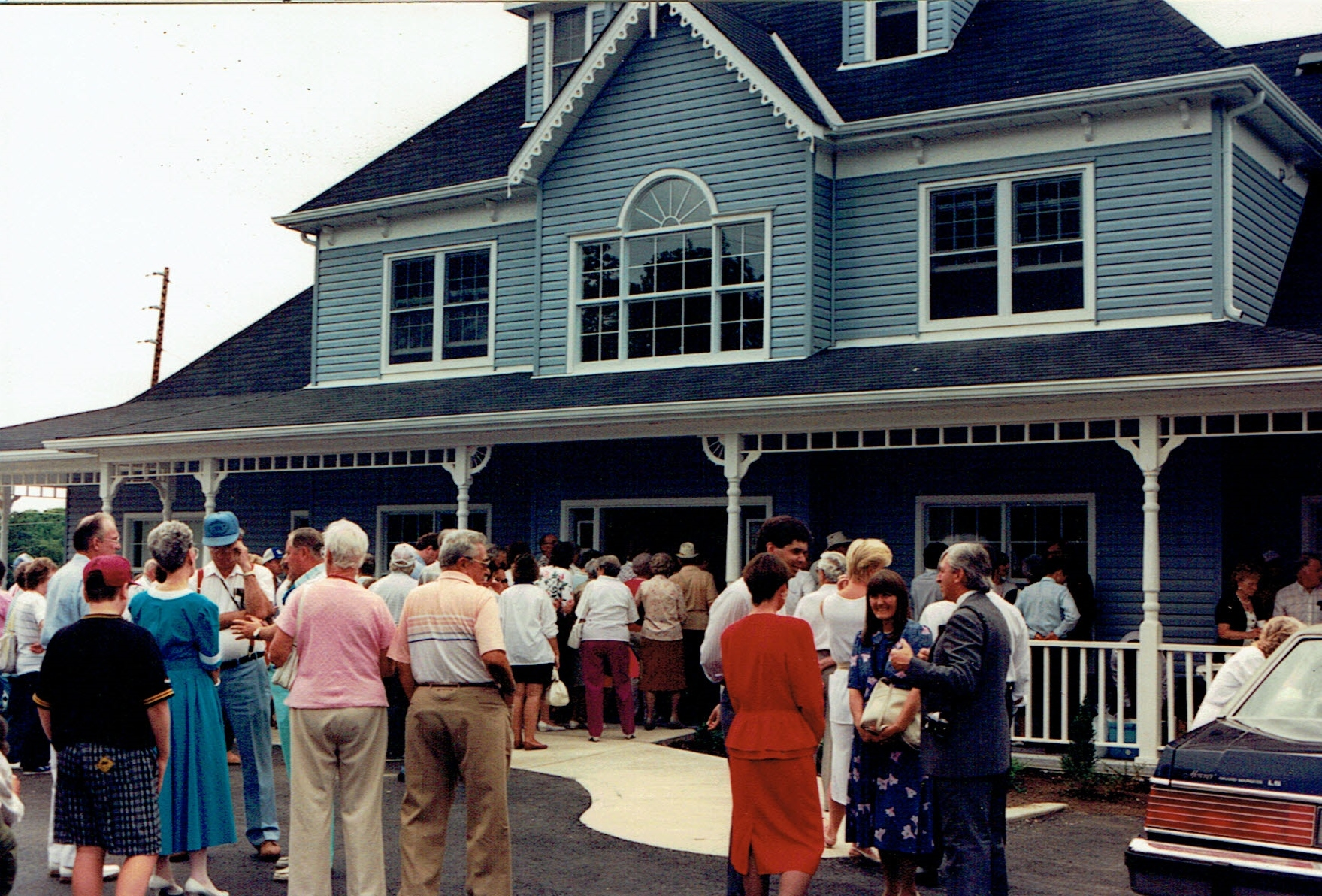 1991 Opening of Medical Centre by Dr. Dawson (1).jpg