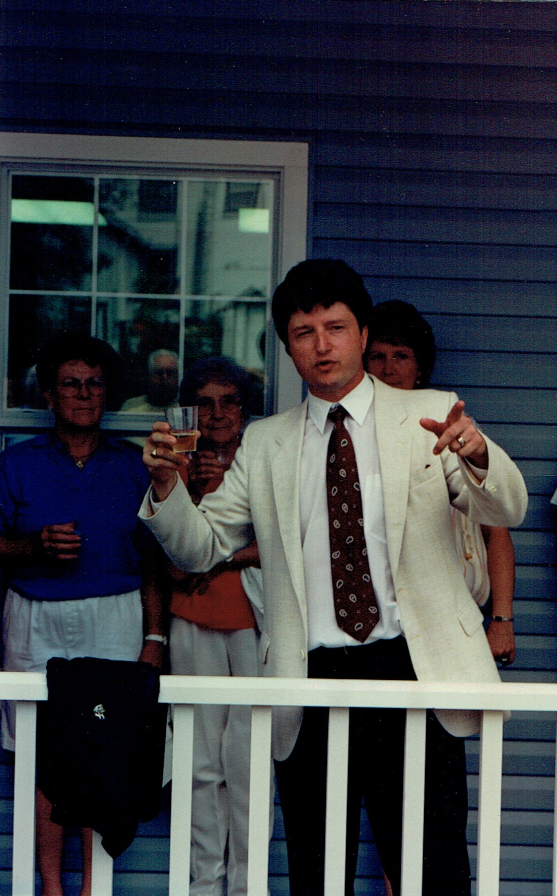 1991 Opening of Medical Centre by Dr. Dawson (3).jpg