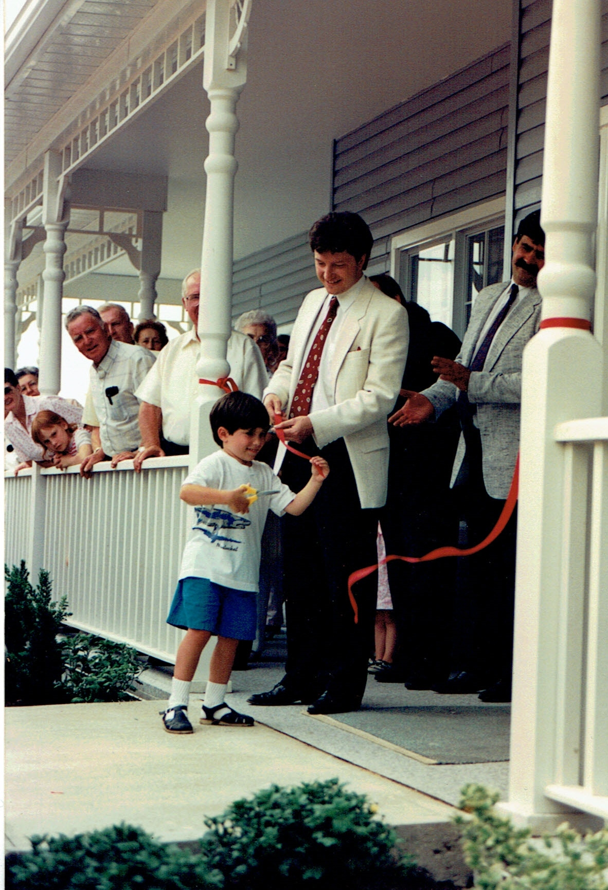 1991 Opening of Medical Centre by Dr. Dawson (4) - Copy.jpg
