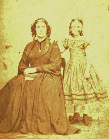 Great Grandma Spry and Aunt emma Neal