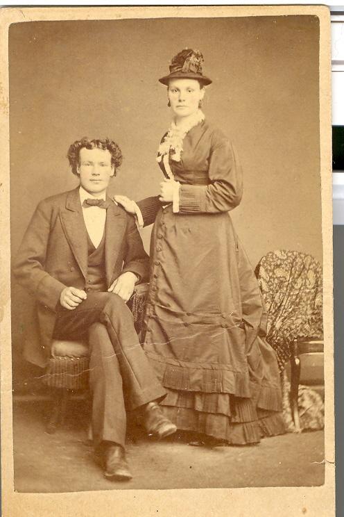 Great Grandparents (Neal)