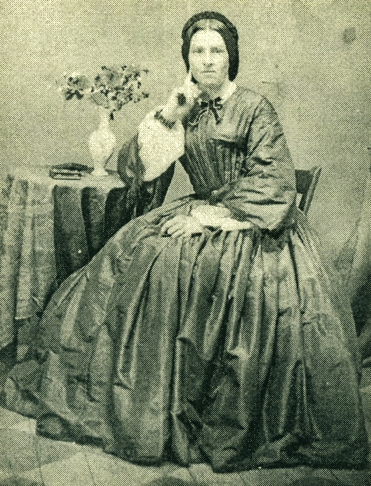 Hannah Edmunds, died 1858