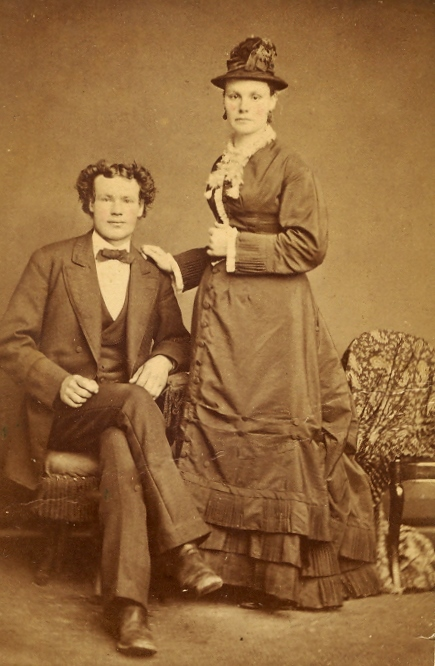 Jesse Neal and Emily Spry Neal