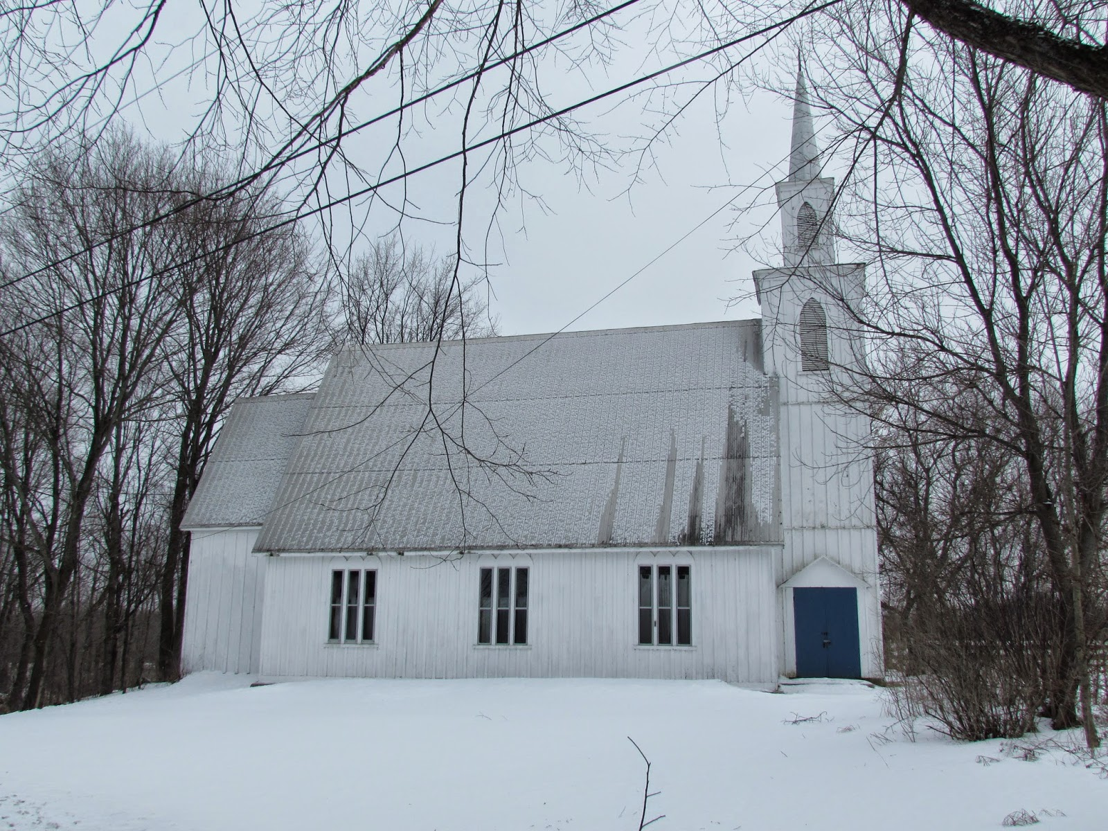 St. Peter's Anglican Church, Queensborough