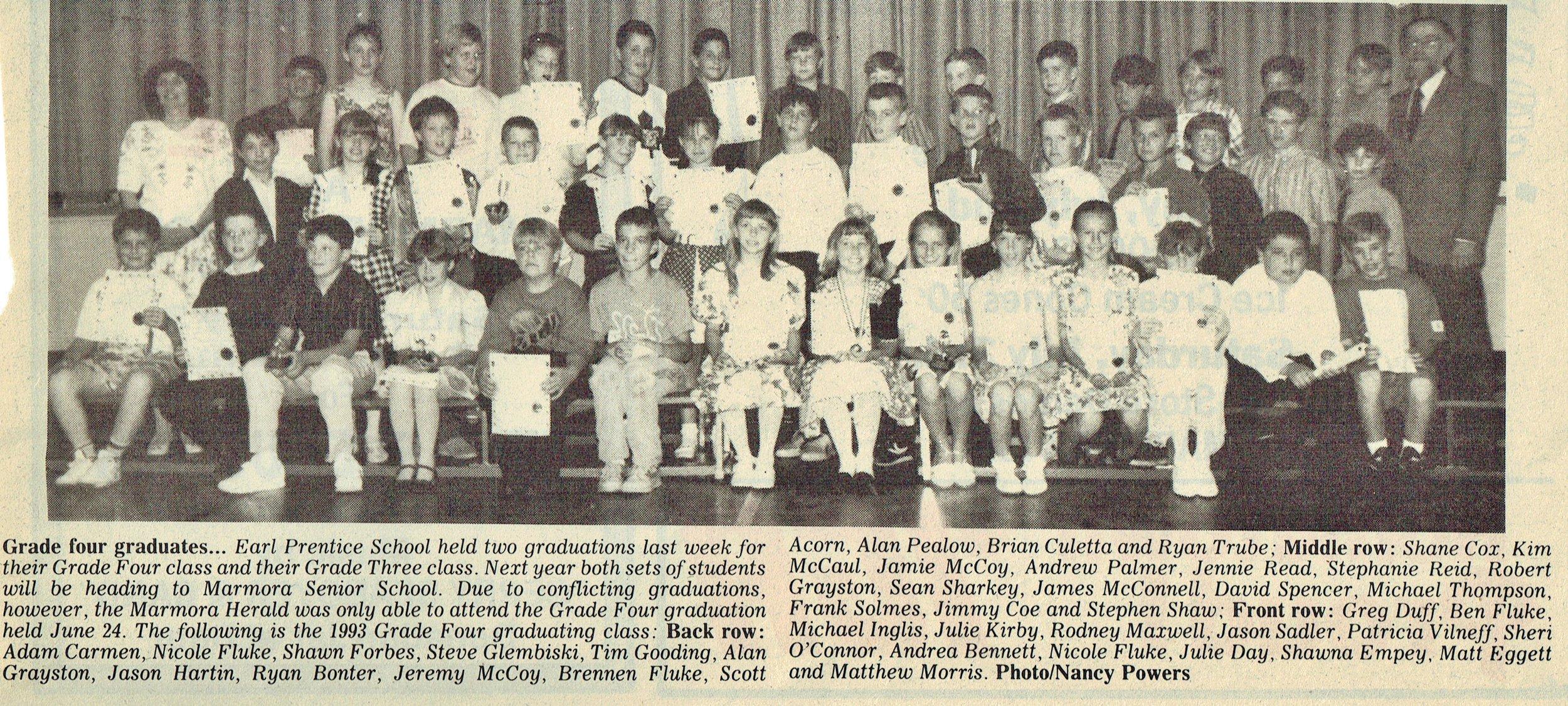 1993-Grade 4