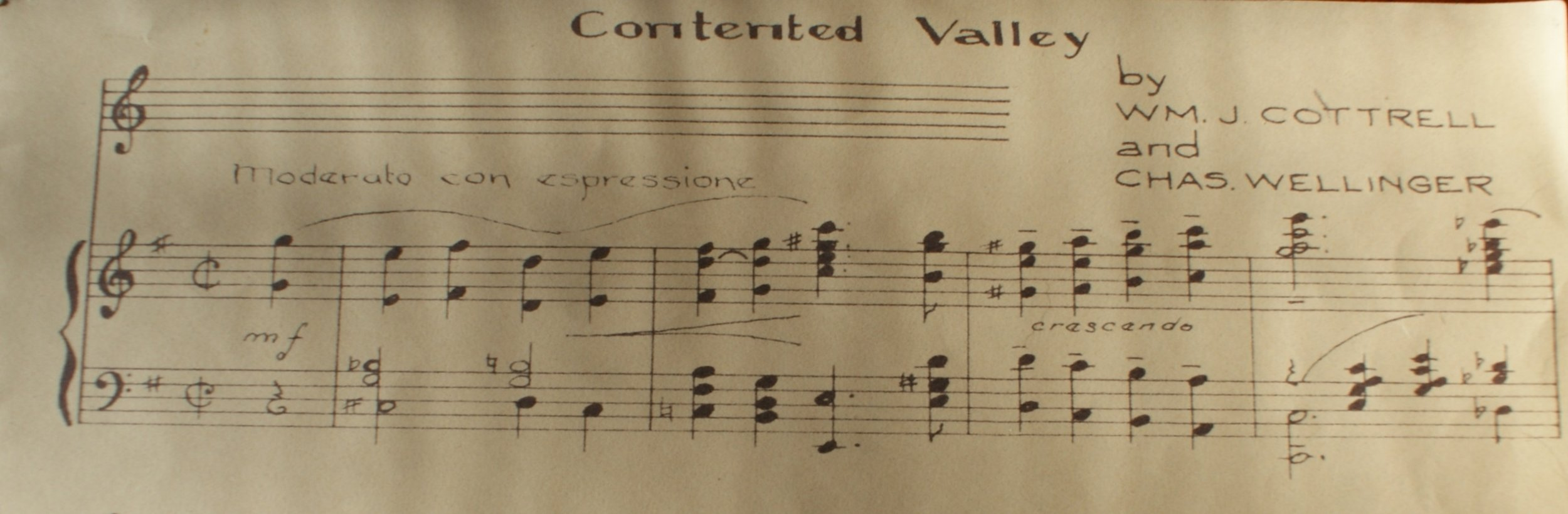Contented Valley Music by Cottrell.JPG