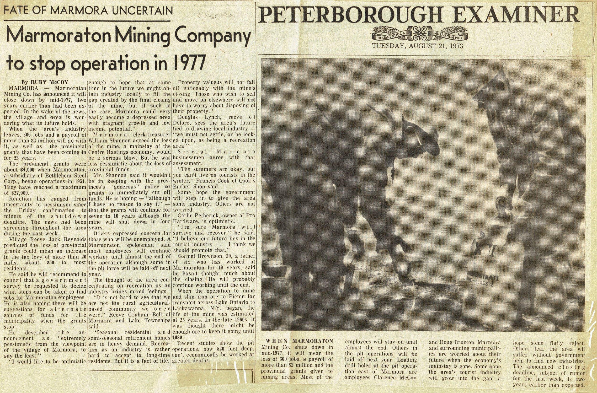 Marmoraton Mine 1973.jpg