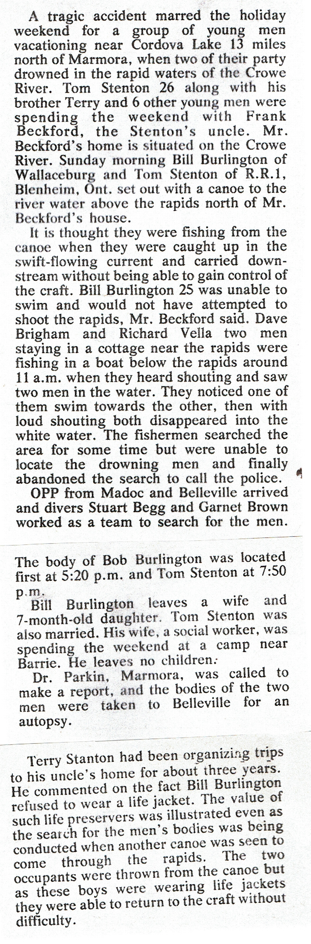 1978 Drowning on Crowe River.jpg