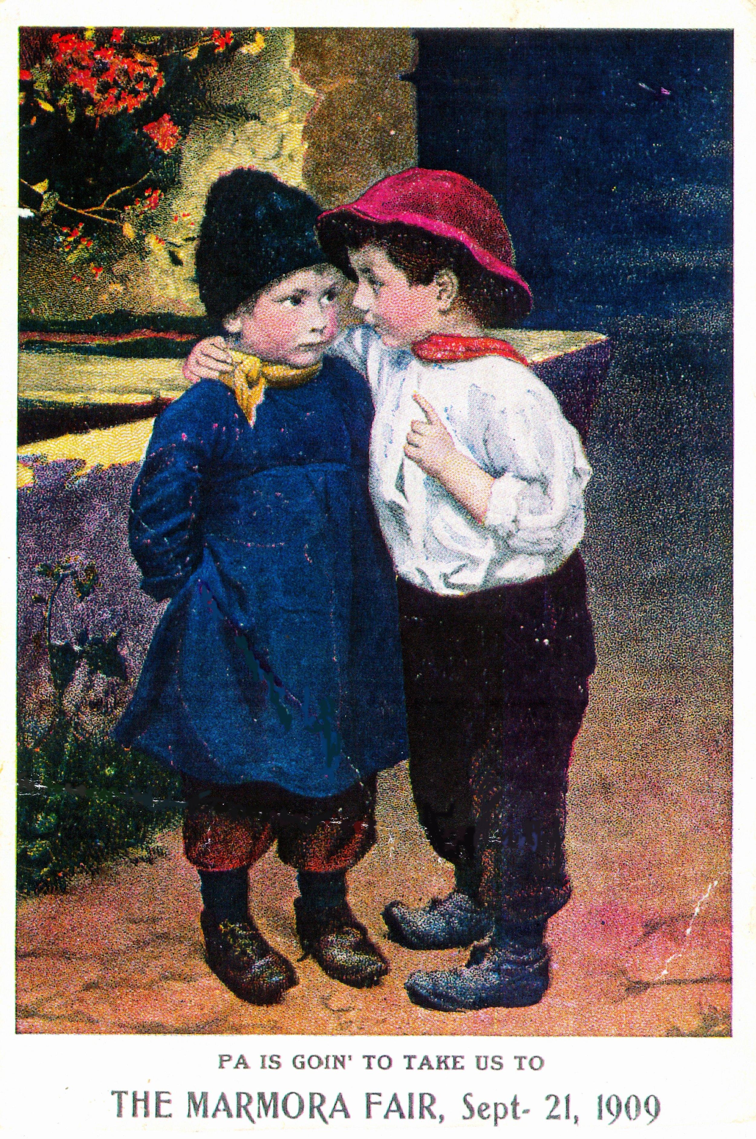 postcard for Marmora Fair 1909.jpg