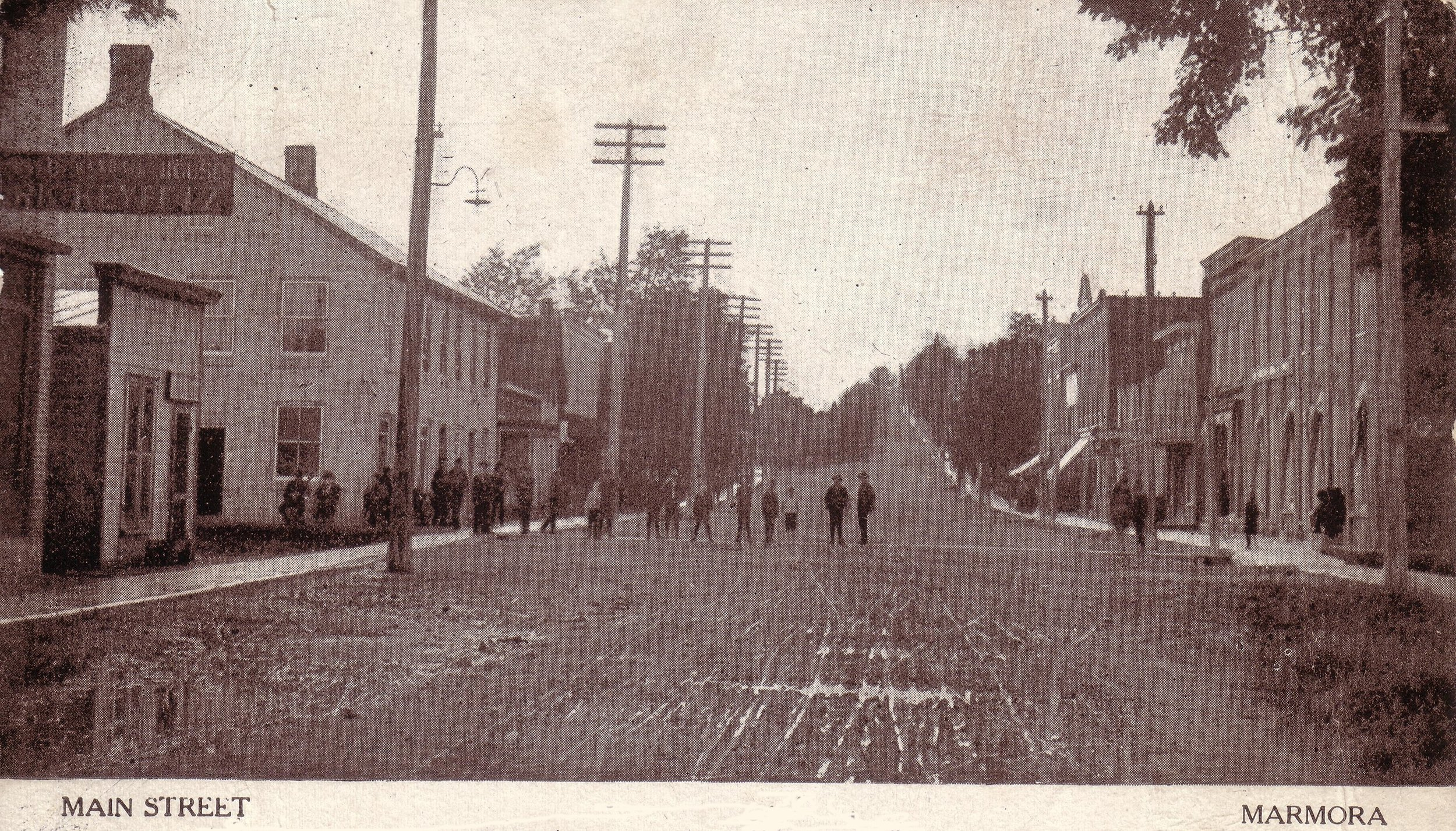 Forsyth St & #7 Highway 1907 looking north.JPG