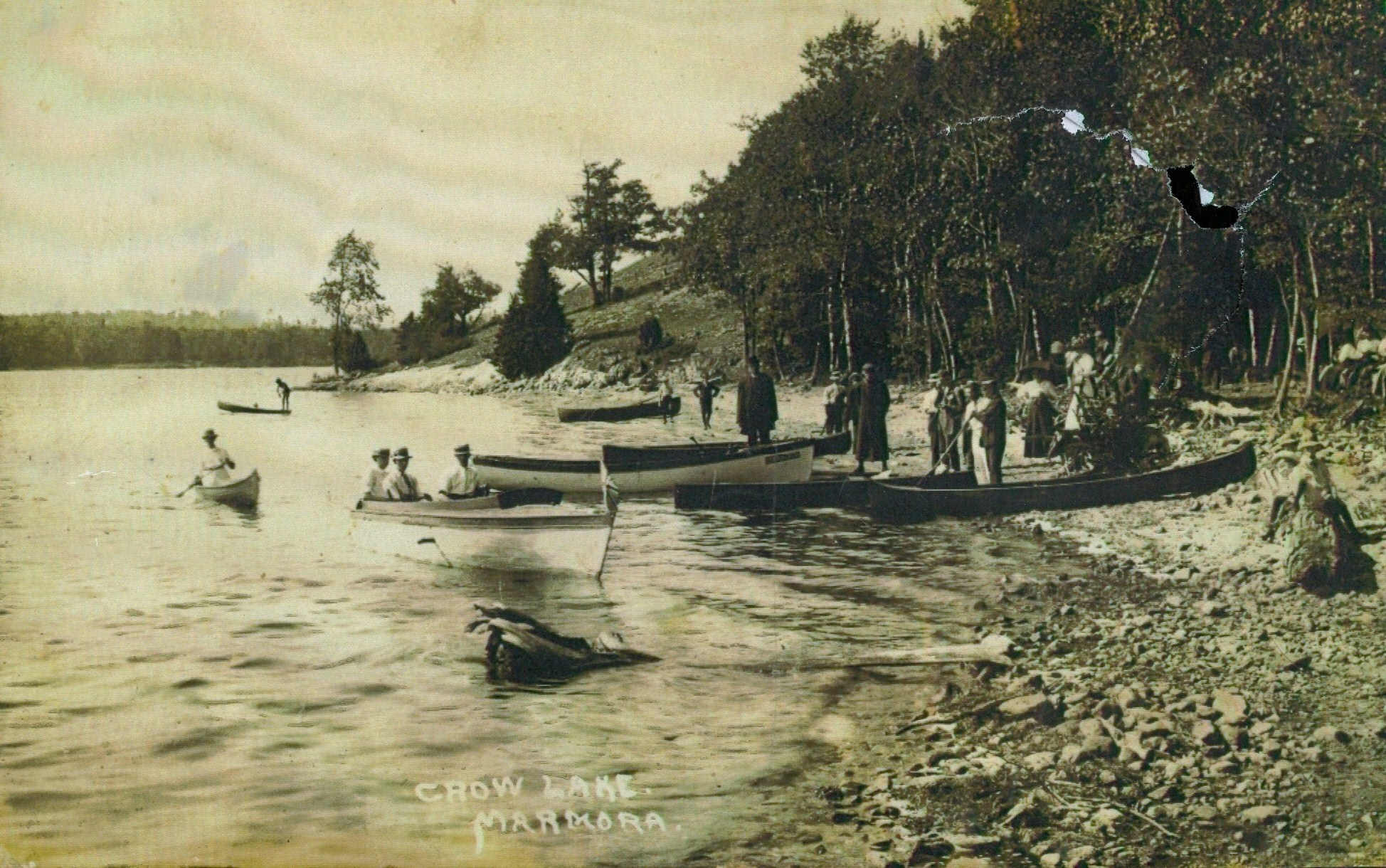 Boating,  Marble point Beach.jpg