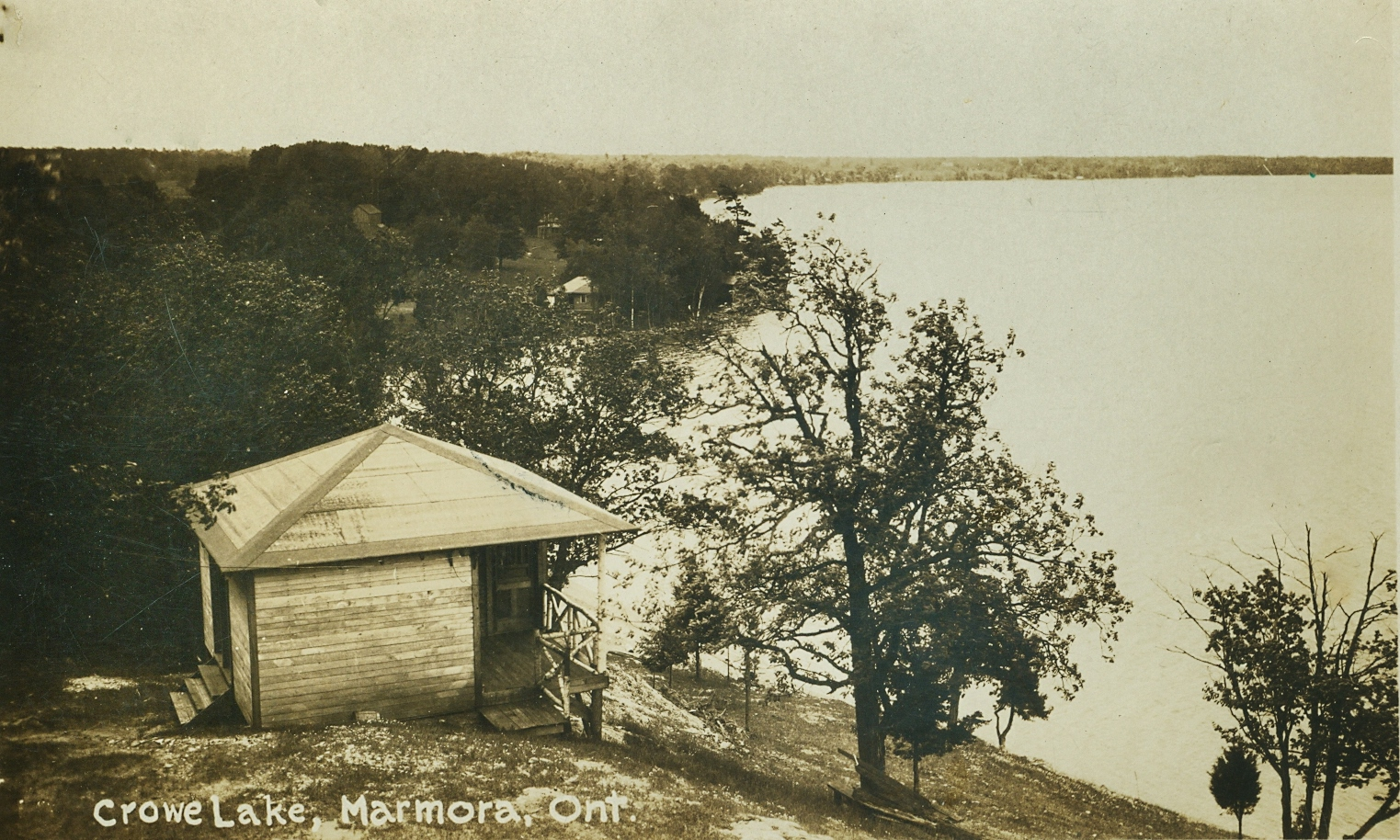 Cottage at Marble Point,  Crowe Lake.jpg