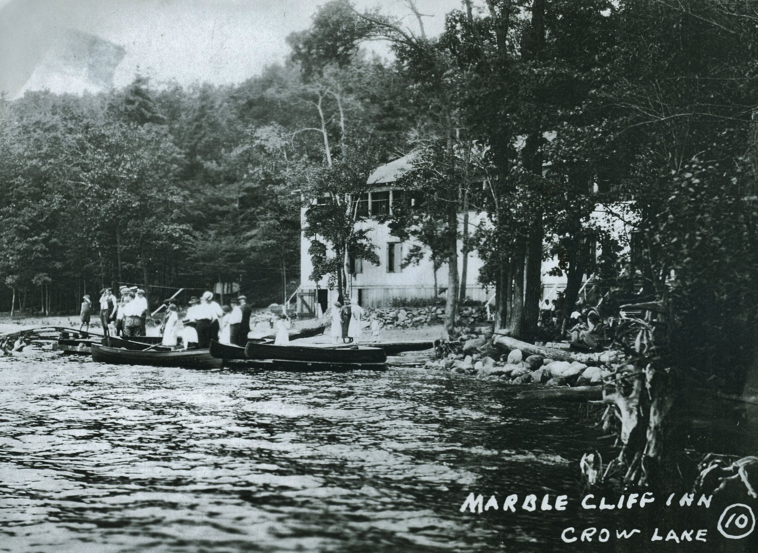 Marble Point Lodge  (Marble Cliff Inn)  Crowe Lake, Marmora.jpg