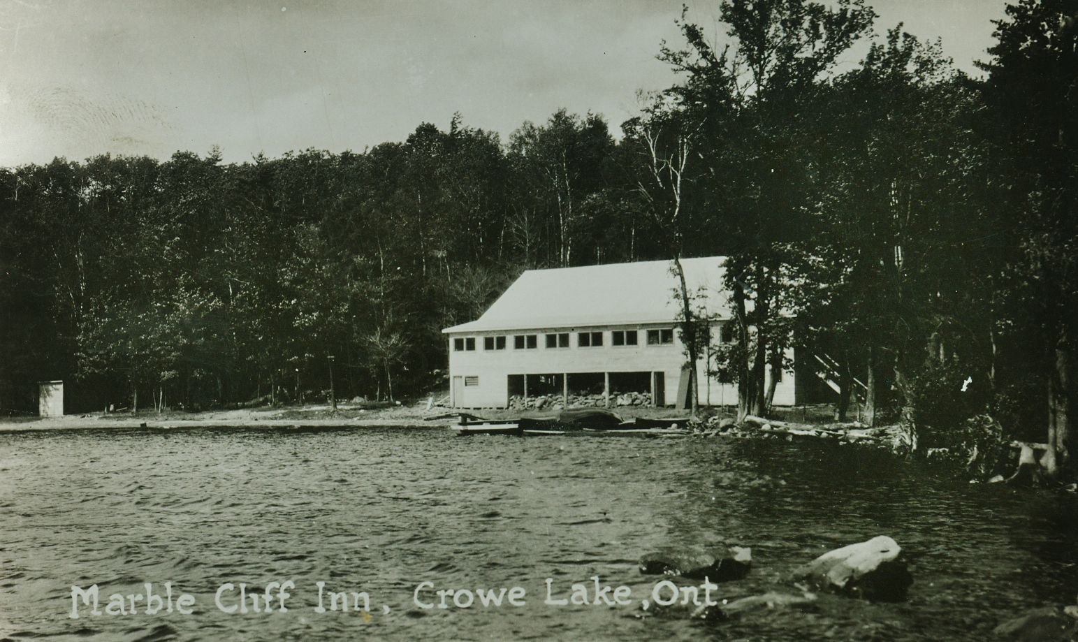 Marble Point Lodge,  Crowe Lake.jpg
