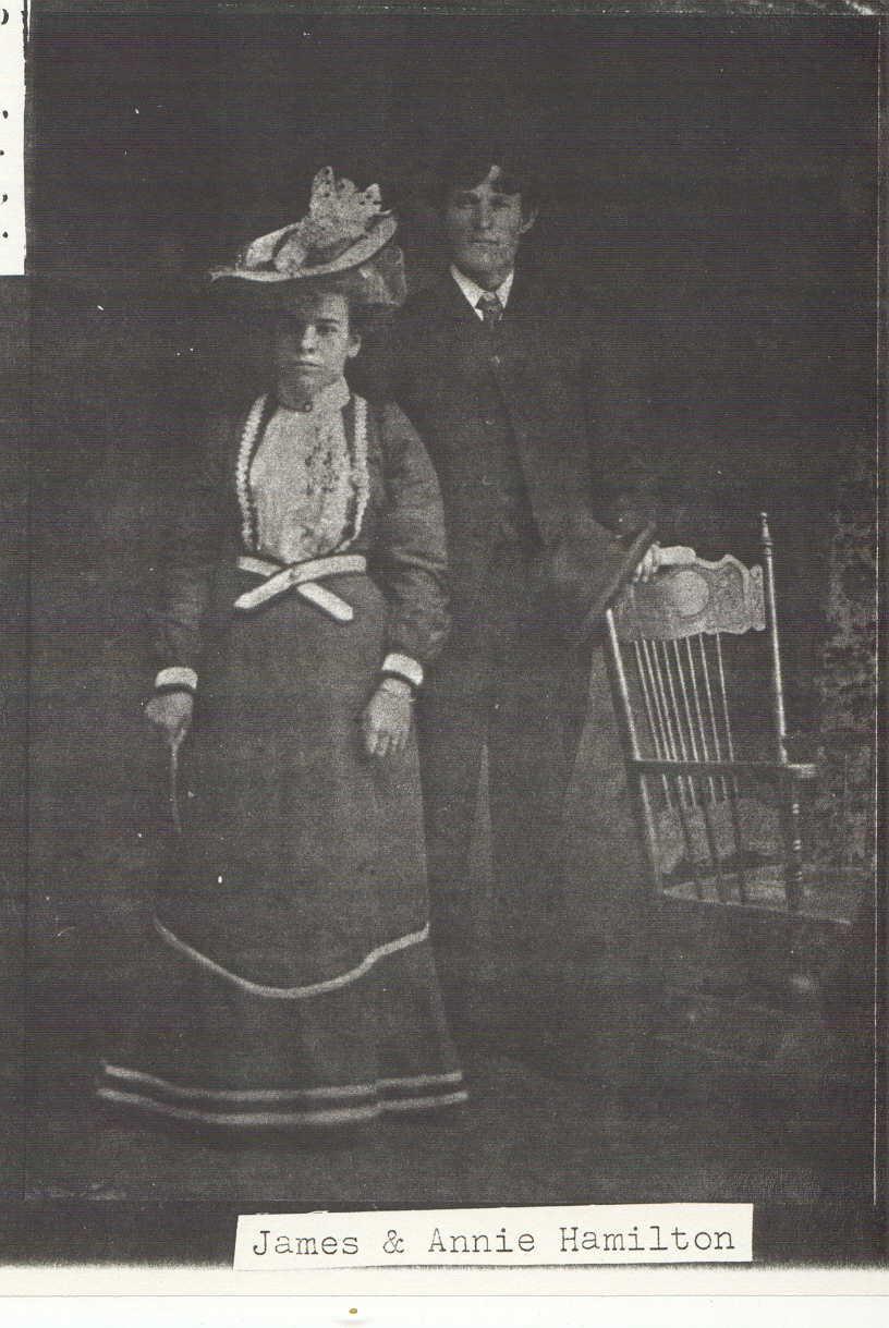 James Hamilton &Annie McGarvey born 1885.jpg
